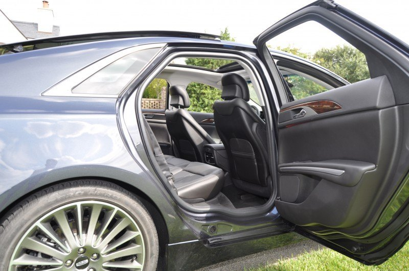 Road Test Review - 2014 Lincoln MKZ 3.7 AWD 61