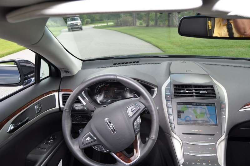 Road Test Review - 2014 Lincoln MKZ 3.7 AWD 64