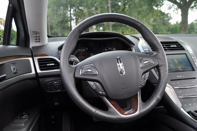 Road Test Review - 2014 Lincoln MKZ 3.7 AWD 66