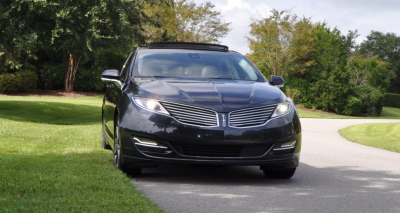 Road Test Review - 2014 Lincoln MKZ 3.7 AWD 7