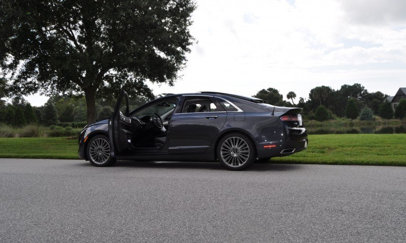 Road Test Review - 2014 Lincoln MKZ 3.7 AWD 81