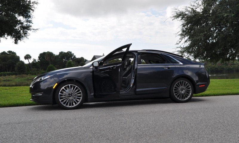 Road Test Review - 2014 Lincoln MKZ 3.7 AWD 82