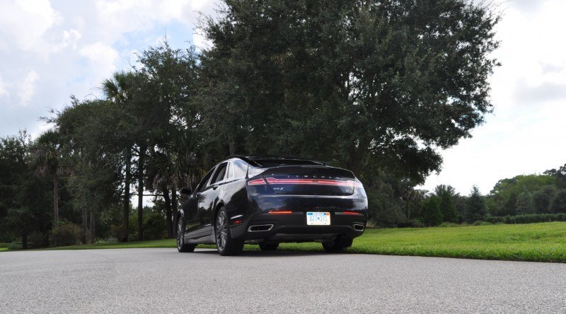 Road Test Review - 2014 Lincoln MKZ 3.7 AWD 85