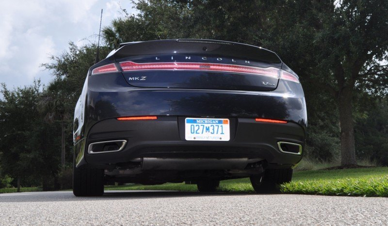 Road Test Review - 2014 Lincoln MKZ 3.7 AWD 86