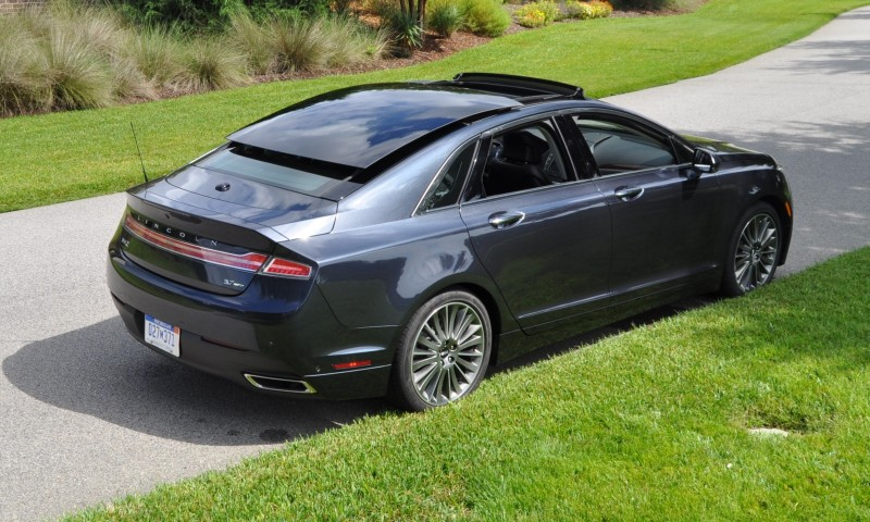 Road Test Review - 2014 Lincoln MKZ 3.7 AWD 88