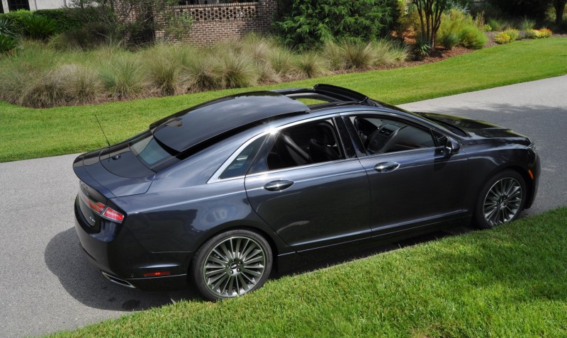 Road Test Review - 2014 Lincoln MKZ 3.7 AWD 89