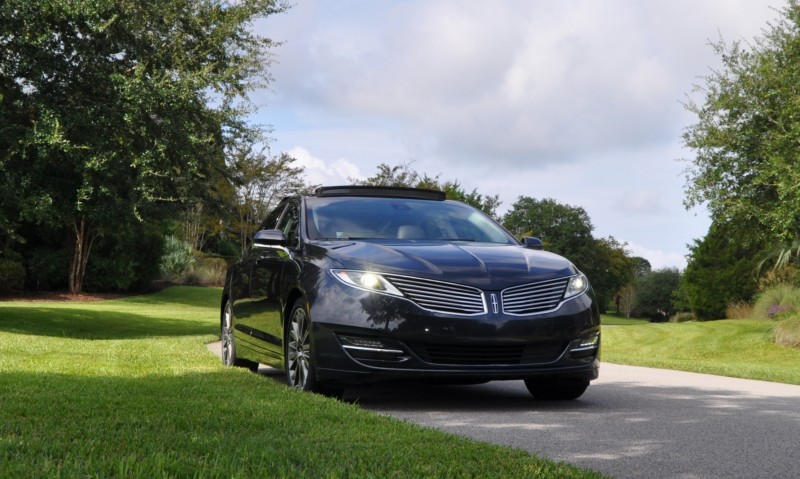 Road Test Review - 2014 Lincoln MKZ 3.7 AWD 9