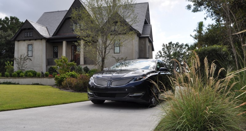 Road Test Review - 2014 Lincoln MKZ 3.7 AWD 90