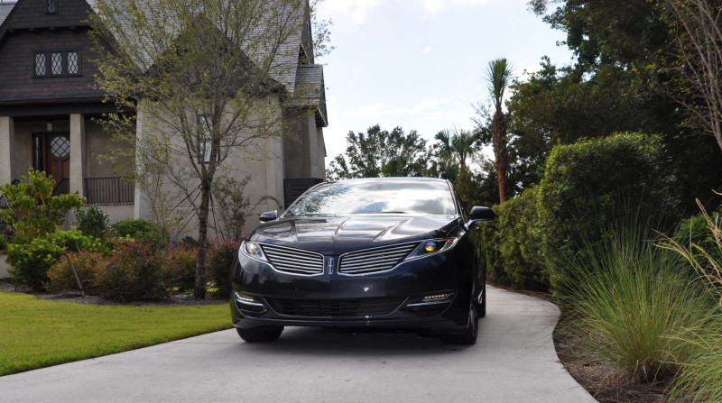 Road Test Review - 2014 Lincoln MKZ 3.7 AWD 91