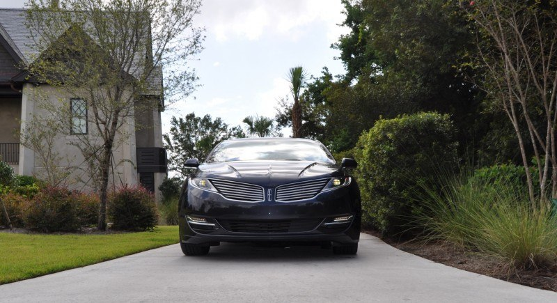 Road Test Review - 2014 Lincoln MKZ 3.7 AWD 92