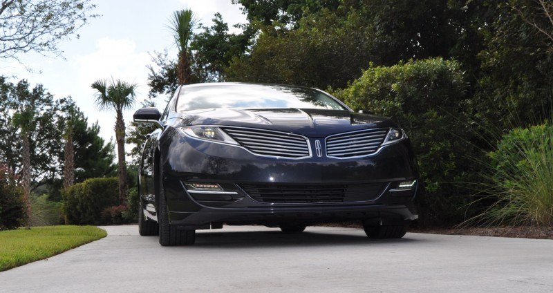 Road Test Review - 2014 Lincoln MKZ 3.7 AWD 93
