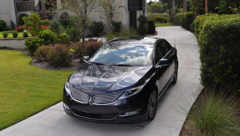 Road Test Review - 2014 Lincoln MKZ 3.7 AWD 94