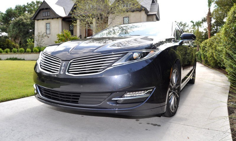 Road Test Review - 2014 Lincoln MKZ 3.7 AWD 97