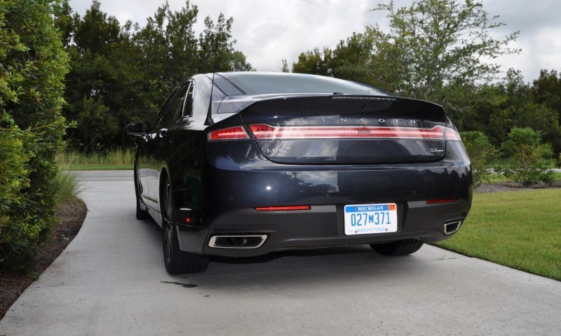 Road Test Review - 2014 Lincoln MKZ 3.7 AWD 99