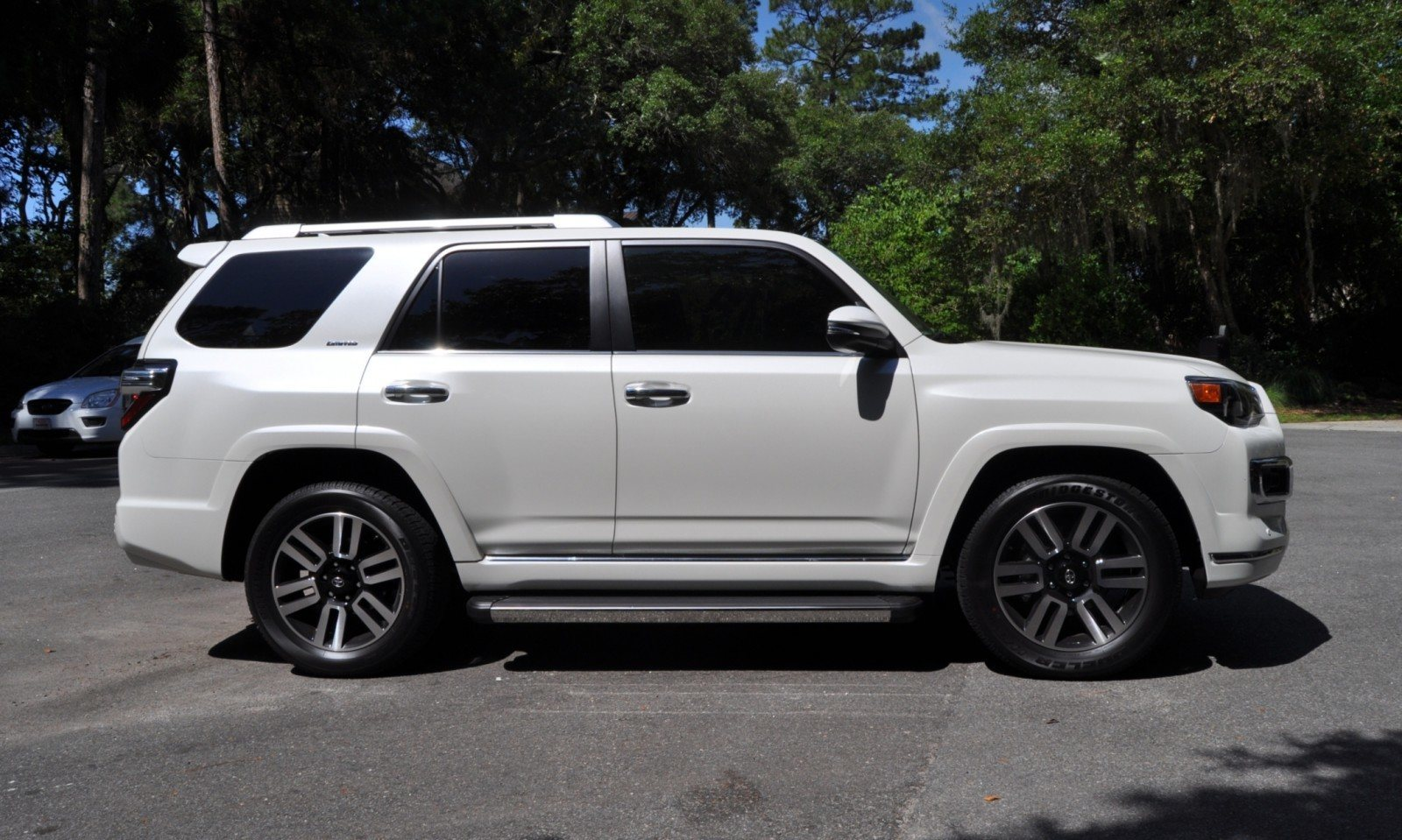 Road Test Review - 2014 Toyota 4Runner Limited 2WD Is Low ...