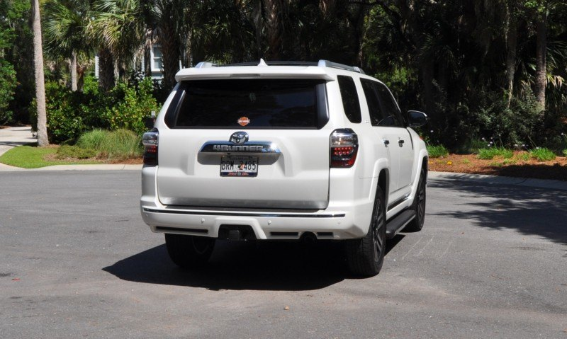 Road Test Review - 2014 Toyota 4Runner Limited 2WD Is Low and Sexy 12