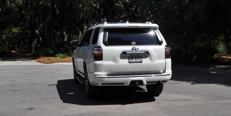 Road Test Review - 2014 Toyota 4Runner Limited 2WD Is Low and Sexy 16