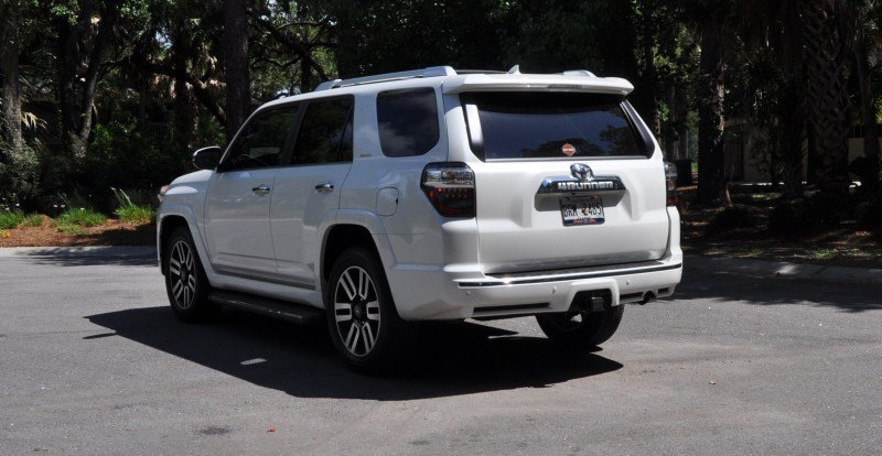 Road Test Review - 2014 Toyota 4Runner Limited 2WD Is Low and Sexy 19