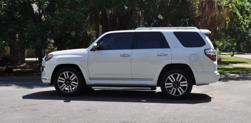 Road Test Review - 2014 Toyota 4Runner Limited 2WD Is Low and Sexy 25