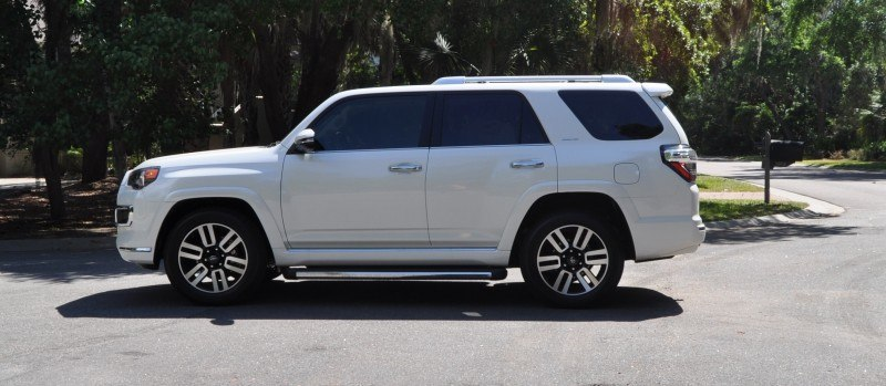 Road Test Review - 2014 Toyota 4Runner Limited 2WD Is Low and Sexy 26