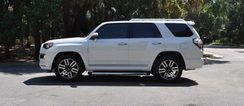 Road Test Review - 2014 Toyota 4Runner Limited 2WD Is Low and Sexy 27
