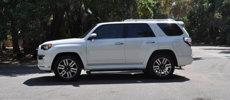 Road Test Review - 2014 Toyota 4Runner Limited 2WD Is Low and Sexy 28