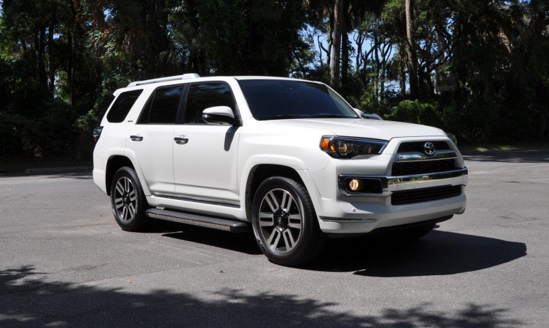 Road Test Review - 2014 Toyota 4Runner Limited 2WD Is Low and Sexy 3