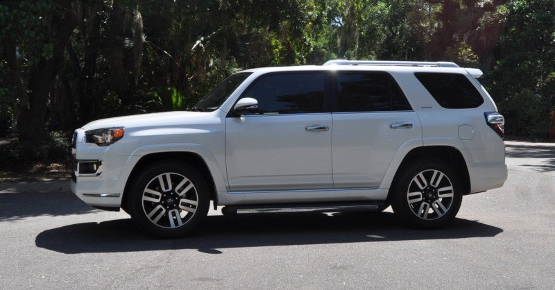 Road Test Review - 2014 Toyota 4Runner Limited 2WD Is Low and Sexy 30