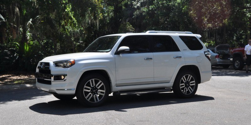 Road Test Review - 2014 Toyota 4Runner Limited 2WD Is Low and Sexy 31