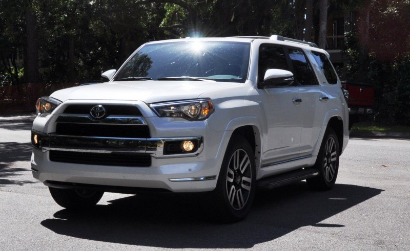 Road Test Review - 2014 Toyota 4Runner Limited 2WD Is Low and Sexy 36