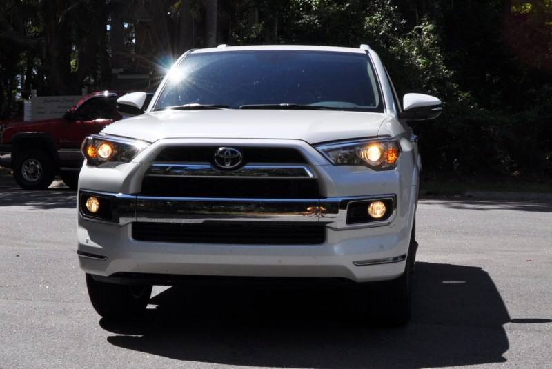 Road Test Review - 2014 Toyota 4Runner Limited 2WD Is Low and Sexy 39