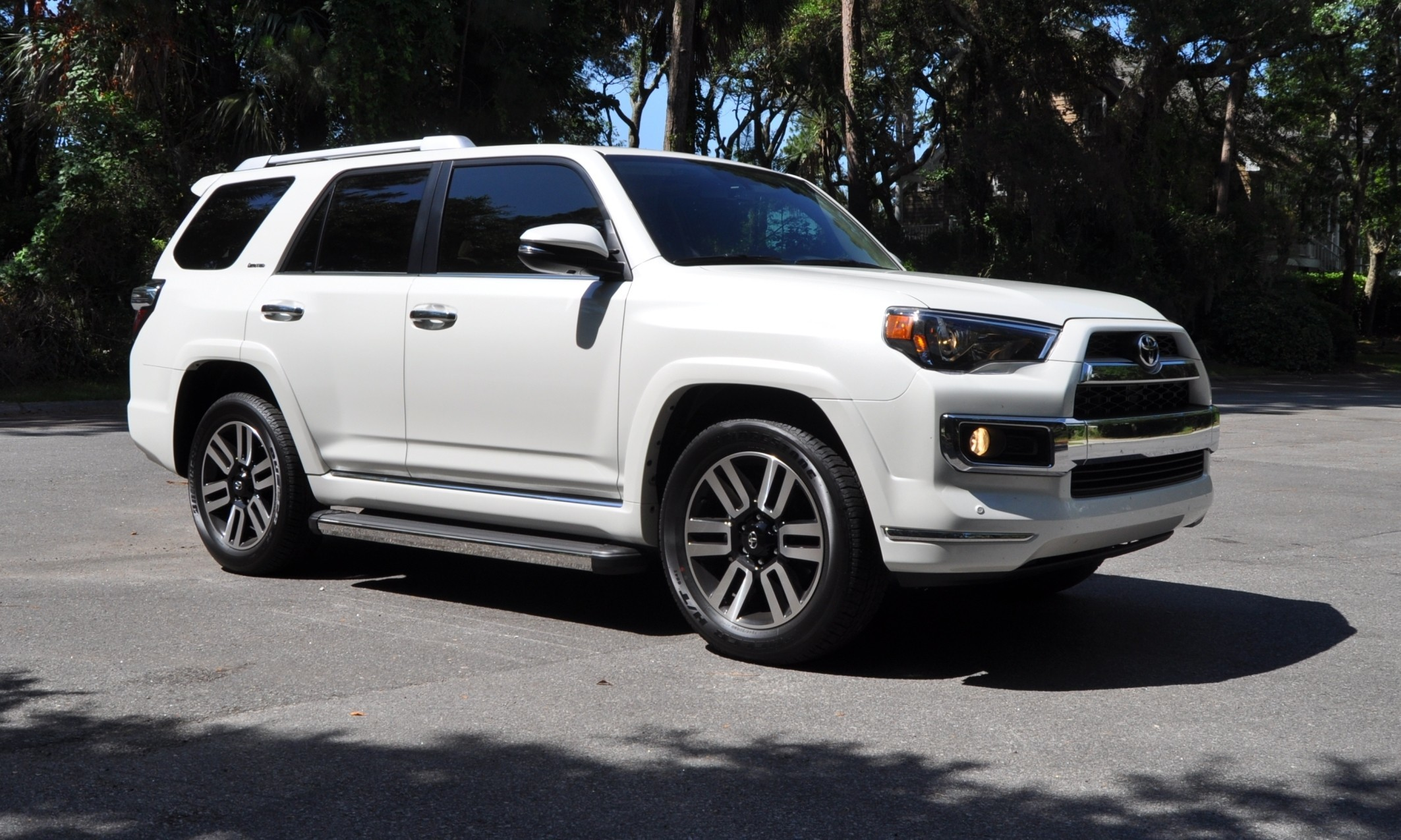 4Runner Trail Premium >> Road Test Review - 2014 Toyota 4Runner Limited 2WD Is Low and Sexy