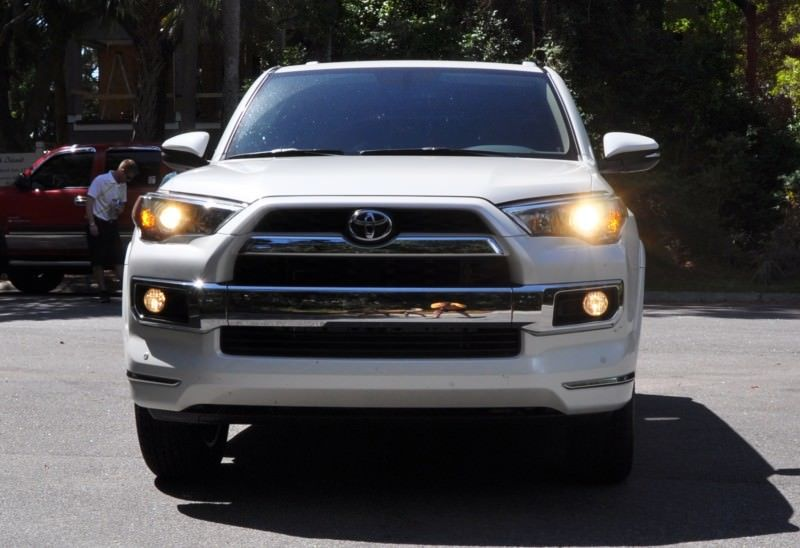 Road Test Review - 2014 Toyota 4Runner Limited 2WD Is Low and Sexy 40