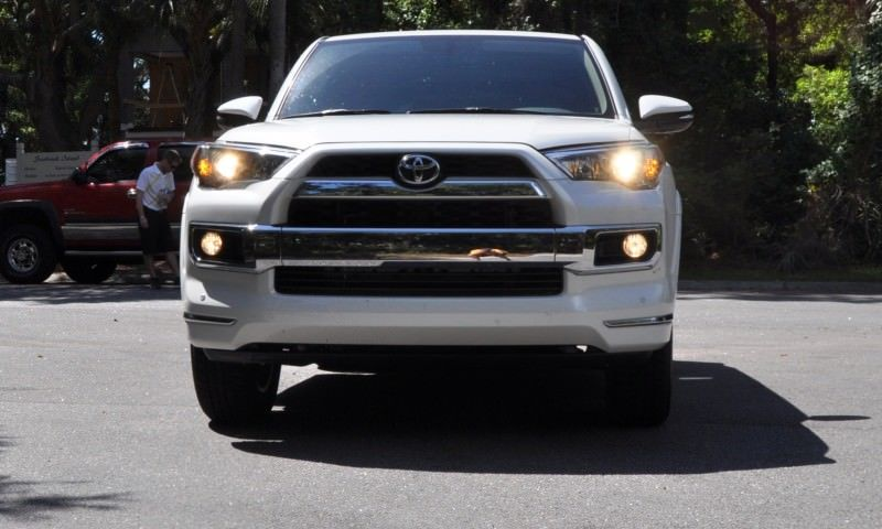 Road Test Review - 2014 Toyota 4Runner Limited 2WD Is Low and Sexy 41