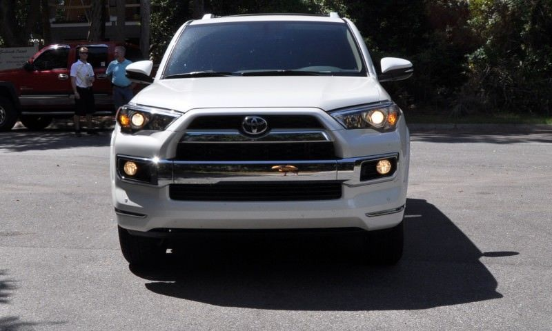 Road Test Review - 2014 Toyota 4Runner Limited 2WD Is Low and Sexy 42