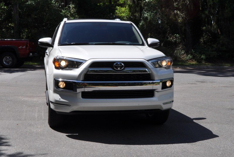 Road Test Review - 2014 Toyota 4Runner Limited 2WD Is Low and Sexy 44