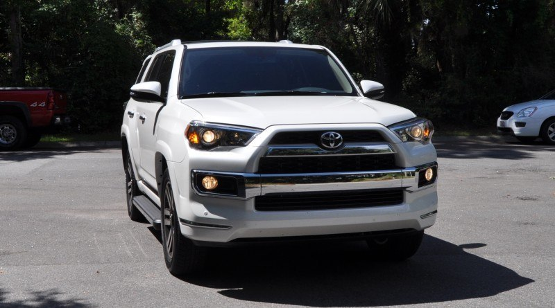 Road Test Review - 2014 Toyota 4Runner Limited 2WD Is Low and Sexy 45
