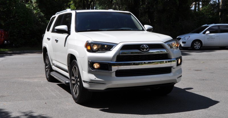 Road Test Review - 2014 Toyota 4Runner Limited 2WD Is Low and Sexy 46