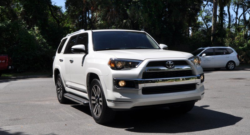 Road Test Review - 2014 Toyota 4Runner Limited 2WD Is Low and Sexy 47
