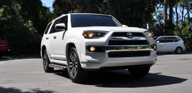 Road Test Review - 2014 Toyota 4Runner Limited 2WD Is Low and Sexy 48