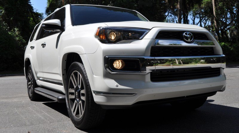 Road Test Review - 2014 Toyota 4Runner Limited 2WD Is Low and Sexy 49