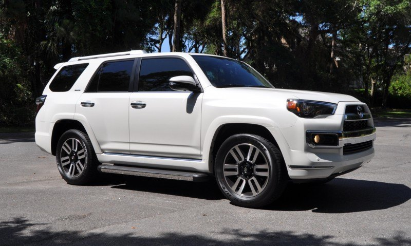 Road Test Review - 2014 Toyota 4Runner Limited 2WD Is Low and Sexy 5