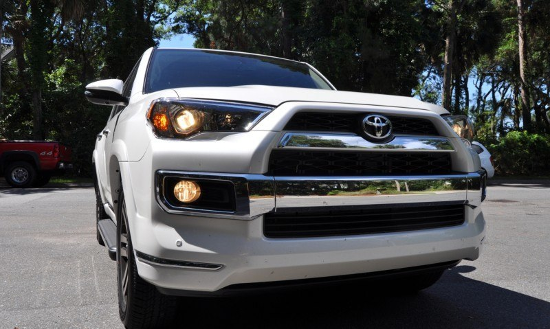 Road Test Review - 2014 Toyota 4Runner Limited 2WD Is Low and Sexy 50