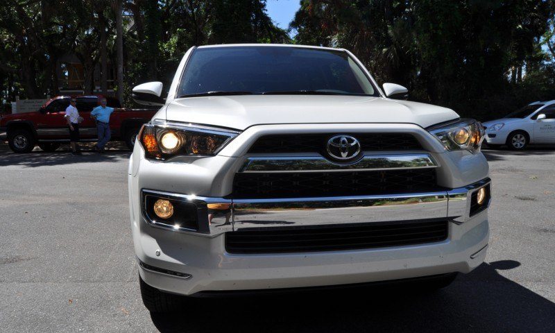 Road Test Review - 2014 Toyota 4Runner Limited 2WD Is Low and Sexy 51
