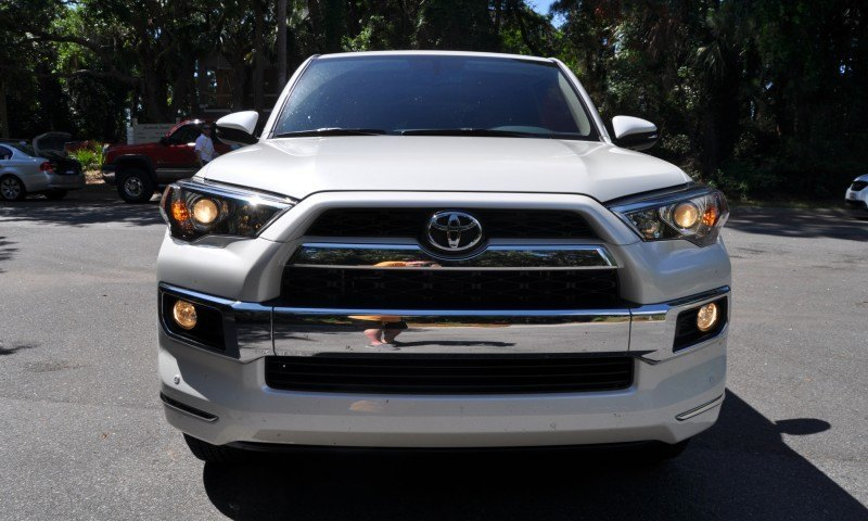 Road Test Review - 2014 Toyota 4Runner Limited 2WD Is Low and Sexy 52