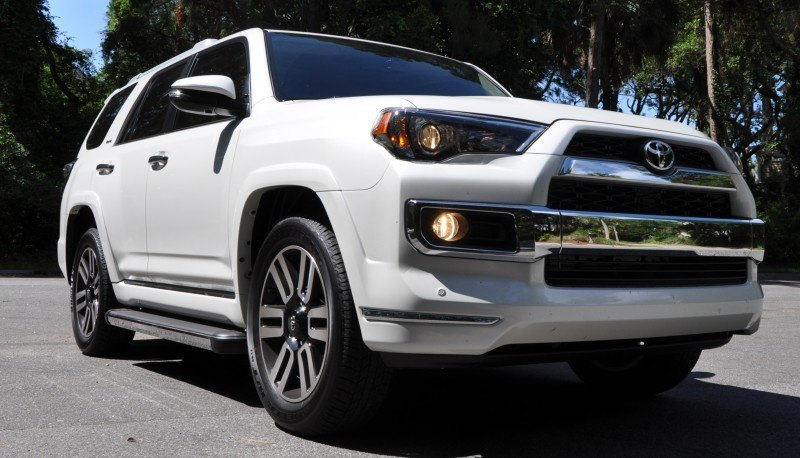 Road Test Review - 2014 Toyota 4Runner Limited 2WD Is Low and Sexy 56