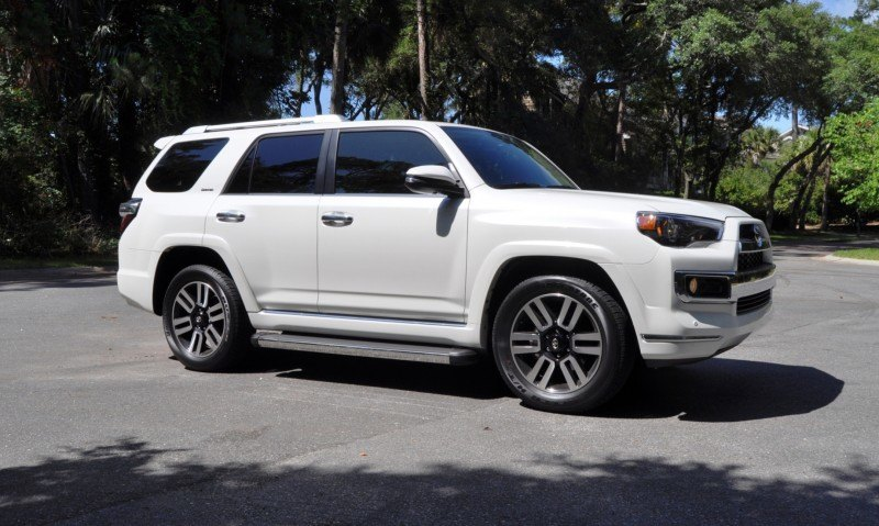 Road Test Review - 2014 Toyota 4Runner Limited 2WD Is Low and Sexy 6