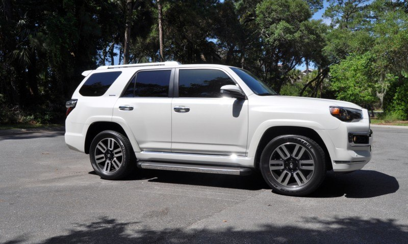 Road Test Review - 2014 Toyota 4Runner Limited 2WD Is Low and Sexy 7