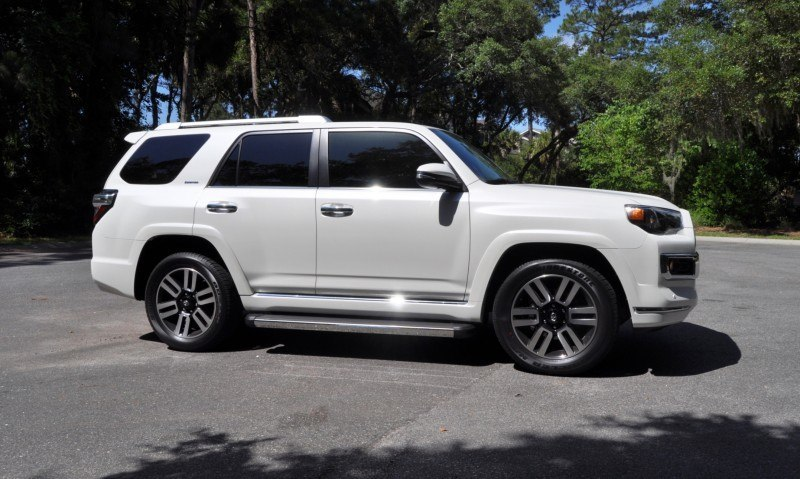 Road Test Review - 2014 Toyota 4Runner Limited 2WD Is Low and Sexy 8