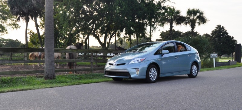 Road Test Review - 2014 Toyota Prius Plug-In Is Quietly Excellent, More Iso-Tank Than Eco-Warrior 14
